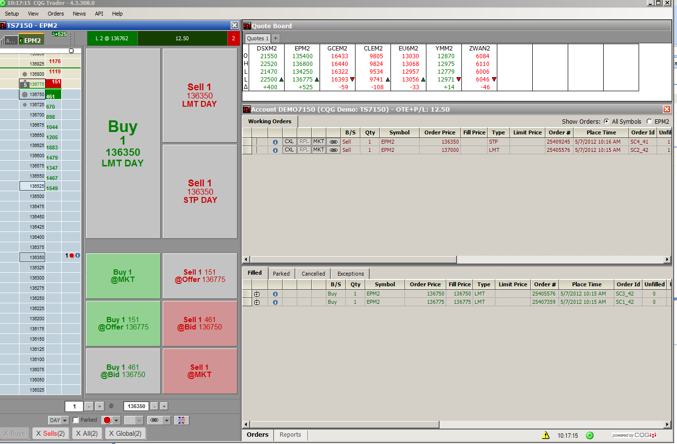 Options trading software mac