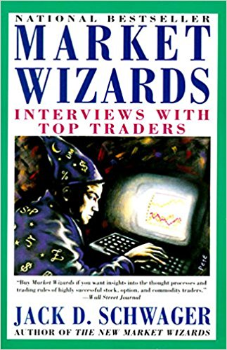 Market Wizards Interviews with Top Traders - National Best Sellers Book by Jack D. Schwager